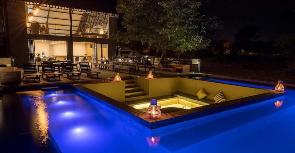 luxury african safari resorts