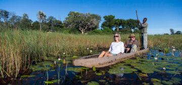 The Kalahari Desert, Okavango Delta & Victoria Falls