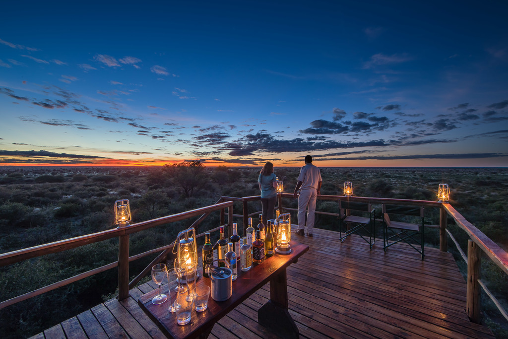 view-on-safari-kalahari